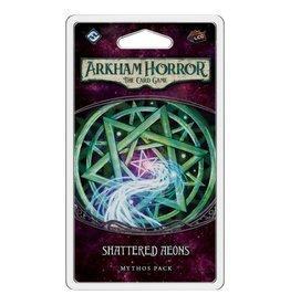 Fantasy Flight Games Arkham Horror LCG: Shattered Aeons Mythos Pack