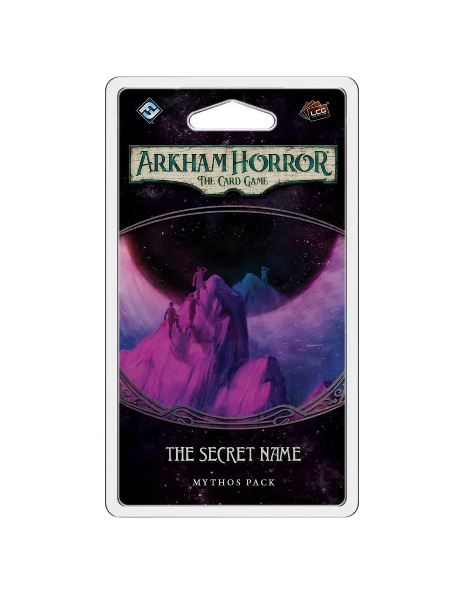 Fantasy Flight Games Arkham Horror LCG: The Secret Name Mythos Pack