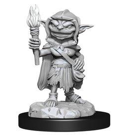 Wizkids W13 Goblin Rogue Female: Pathfinder Deep Cuts Unpainted Miniatures