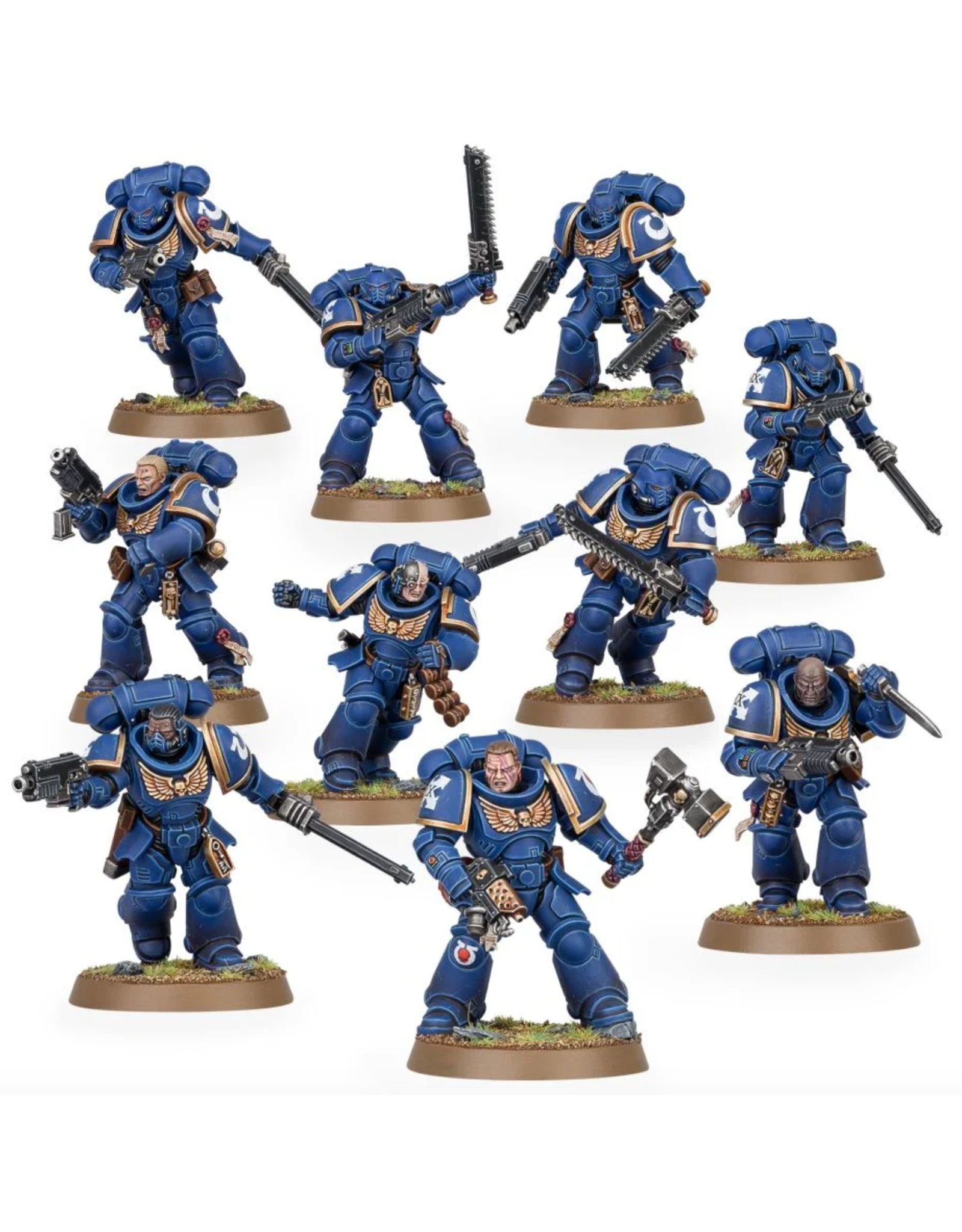 SPACE MARINES: ASSAULT INTERCESSORS