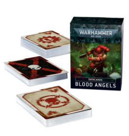 Games Workshop 40K Datacards: Blood Angels (9th)