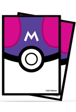 Ultra Pro PREORDER: Master Ball Card Sleeves 65 Count - Pokemon