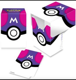 Ultra Pro PREORDER: Master Ball Deck Box - Pokemon