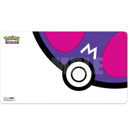 Pokemon Company PREORDER: Master Ball Playmat - Pokemon