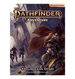 Paizo Pathfinder 2E Adventure: Troubles in Otari
