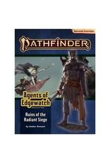 Paizo Pathfinder 2E Adventure Path: Agents of Edgewatch 6 - Ruins of the Radiant Siege