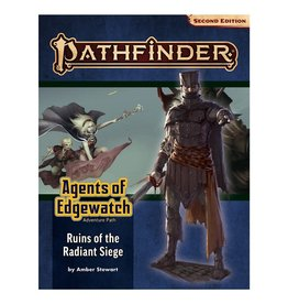 Paizo Pathfinder 2E Adventure Path: Agents of Edgewatch 6 - Ruins of the Radiant Siege