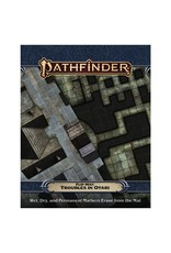 Paizo Pathfinder RPG: Flip-Mat - Troubles in Otari