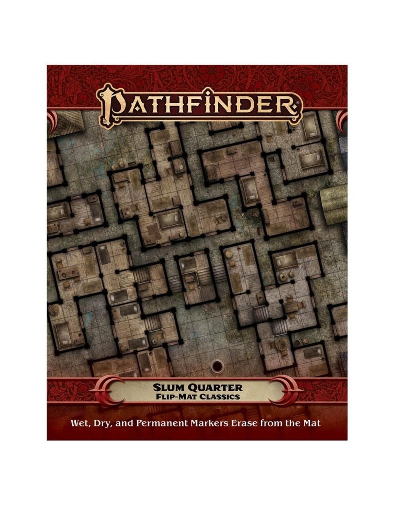 Paizo Pathfinder RPG Flip-Mat Classics: Slum Quarter
