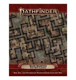 Paizo Pathfinder RPG: Flip-Mat Classics - Slum Quarter
