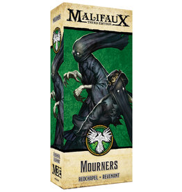 Wyrd Miniatures PREORDER: Resurrectionist - Mourners