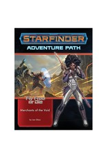 Paizo Fly Free or Die 2 - Merchants of the Void: Starfinder Adventure Path
