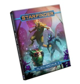 Paizo Starfinder RPG: Alien Archive 4