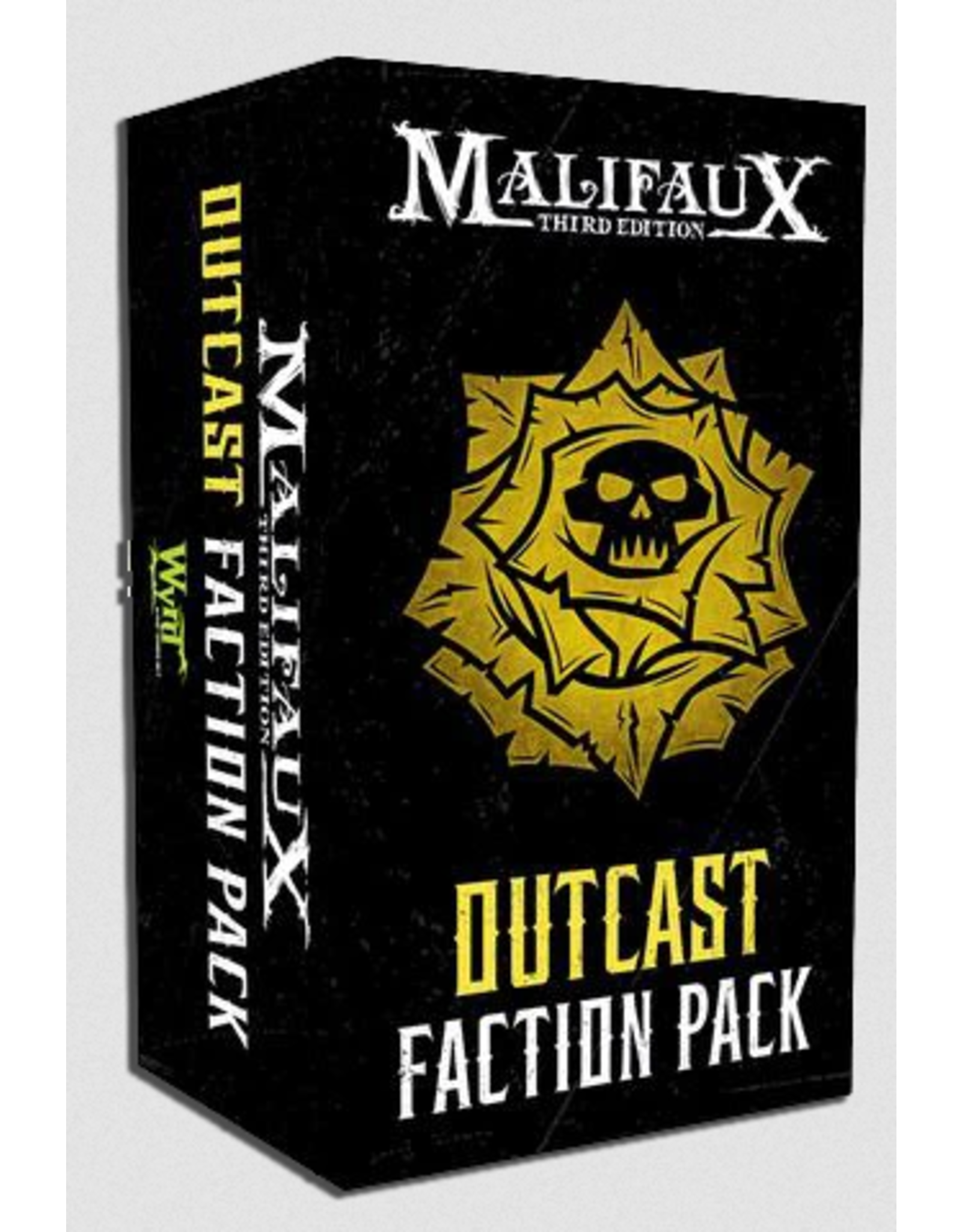 Wyrd Miniatures Malifaux: Outcast Faction Pack