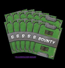 Privateer Press Bounty Token Bounty Card Deck: Riot Quest