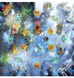 Privateer Press Play Mat - Castle of the Dark Prince Fabric: Riot Quest