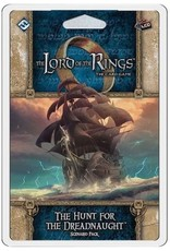 Fantasy Flight Games The Lord of the Rings LCG: The Hunt for the Dreadnaught Scenario Pack