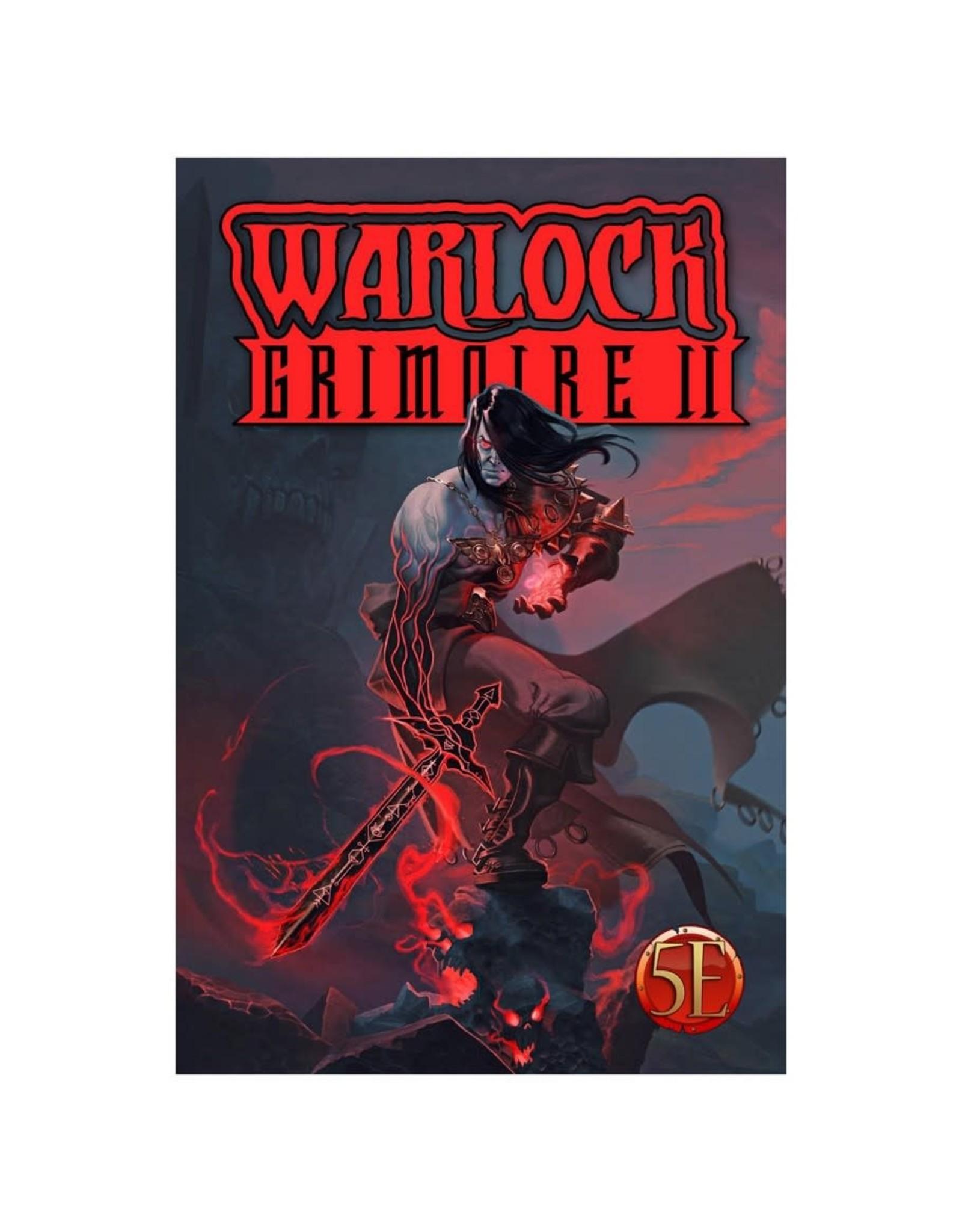 kobold press D&D RPG: Warlock Grimoire 2 Hardcover