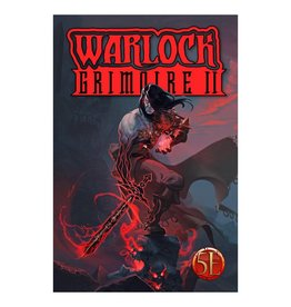 kobold press D&D RPG: Warlock Grimoire 2 Hardcover