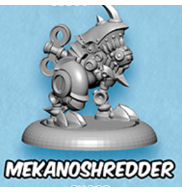 Privateer Press Loot Vault Mekanoshredder - Riot Quest