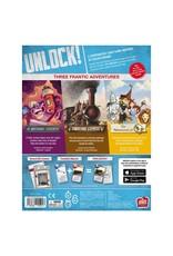 Asmodee Unlock! Secret Adventures