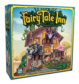 Cool Mini or Not PREORDER: Fairy Tale Inn