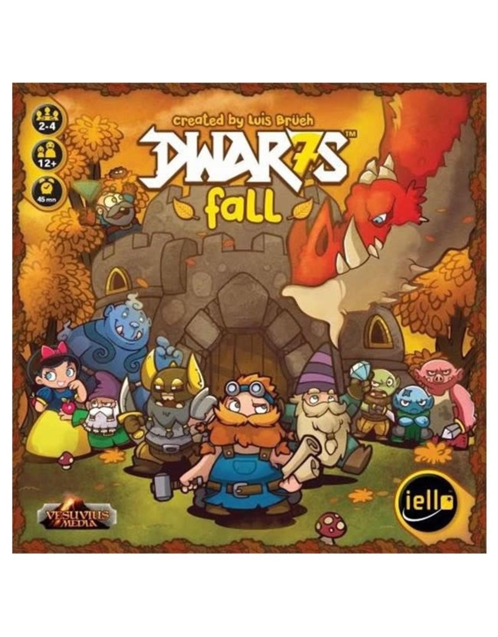 iello Dwar7s Fall