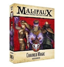 Wyrd Miniatures Malifaux: Guild Chained Magic