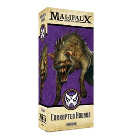Wyrd Miniatures PREORDER: Neverborn - Corrupted Hounds: Malifaux 3e