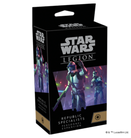 Atomic Mass Games PREORDER: Republic Specialists - Star Wars Legion