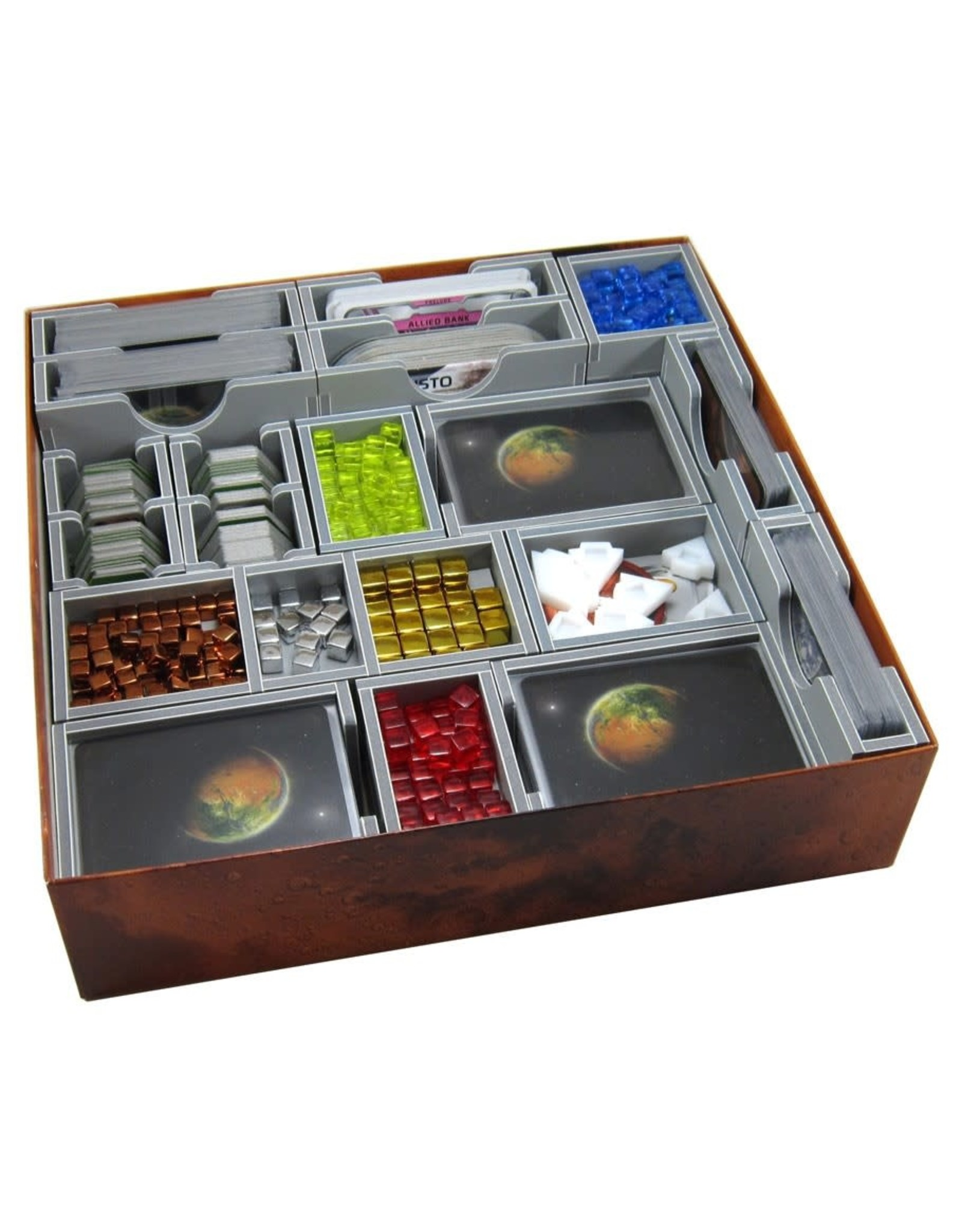 Folded Space Box Insert: Terraforming Mars & Exp