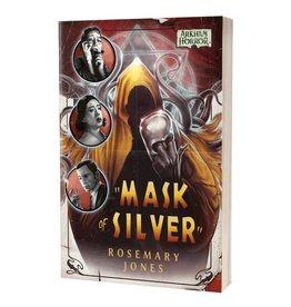 Asmodee Arkham Horror: Mask of Silver (Novel)