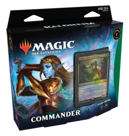 Wizards of the Coast PREORDER: Kaldheim Commander Deck - Elven Empire