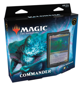 Wizards of the Coast PREORDER: Kaldheim Commander Deck - Phantom Premonition