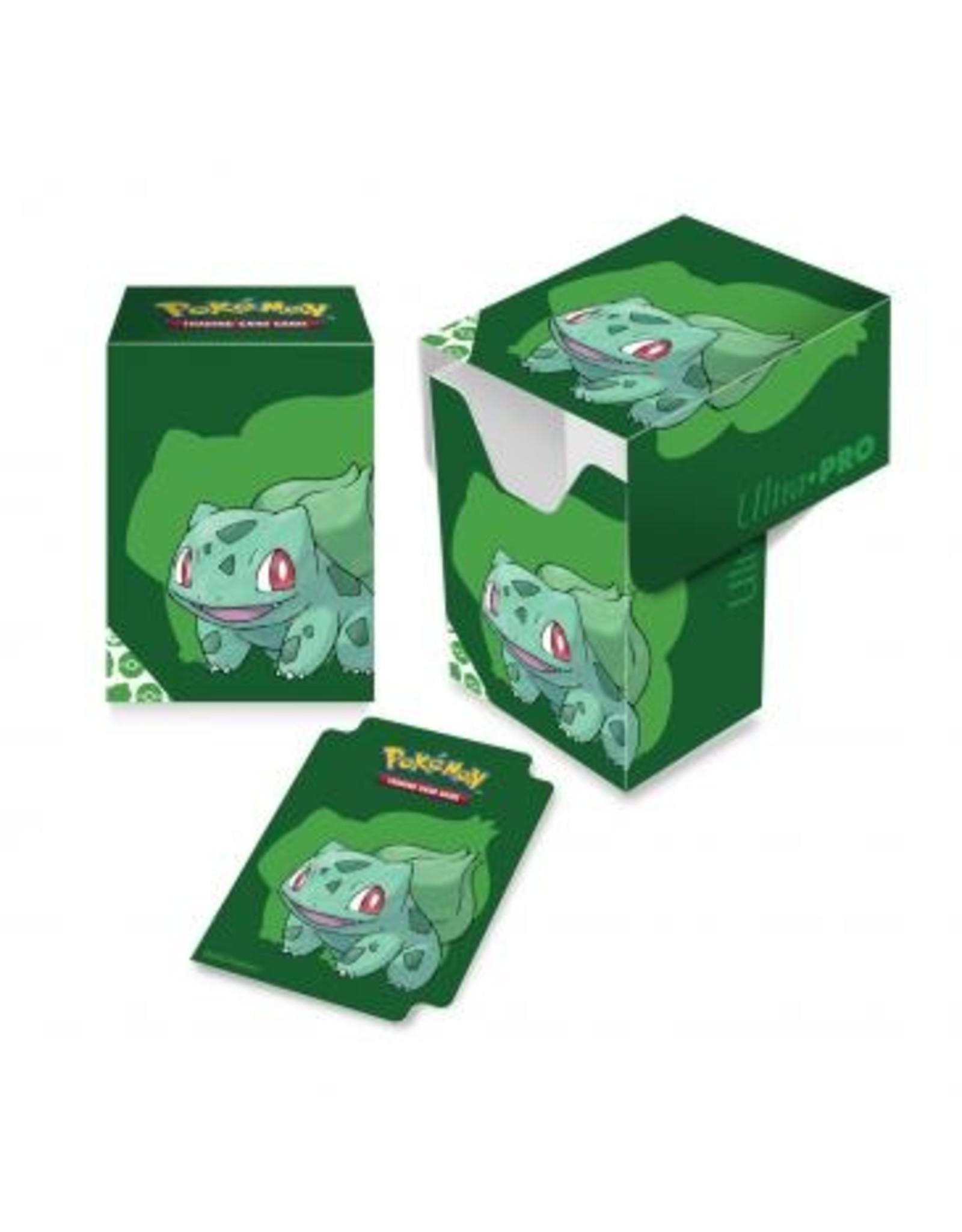 Ultra Pro Bulbasaur Deck Box