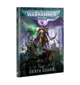 Games Workshop PREORDER: Codex: Death Guard (9th)