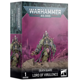 Games Workshop Death Guard Lord of Virulence