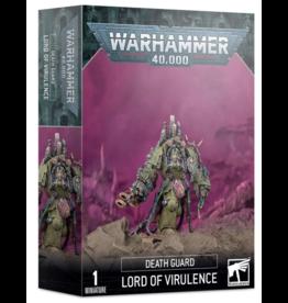 Games Workshop PREORDER: Death Guard Lord of Virulence