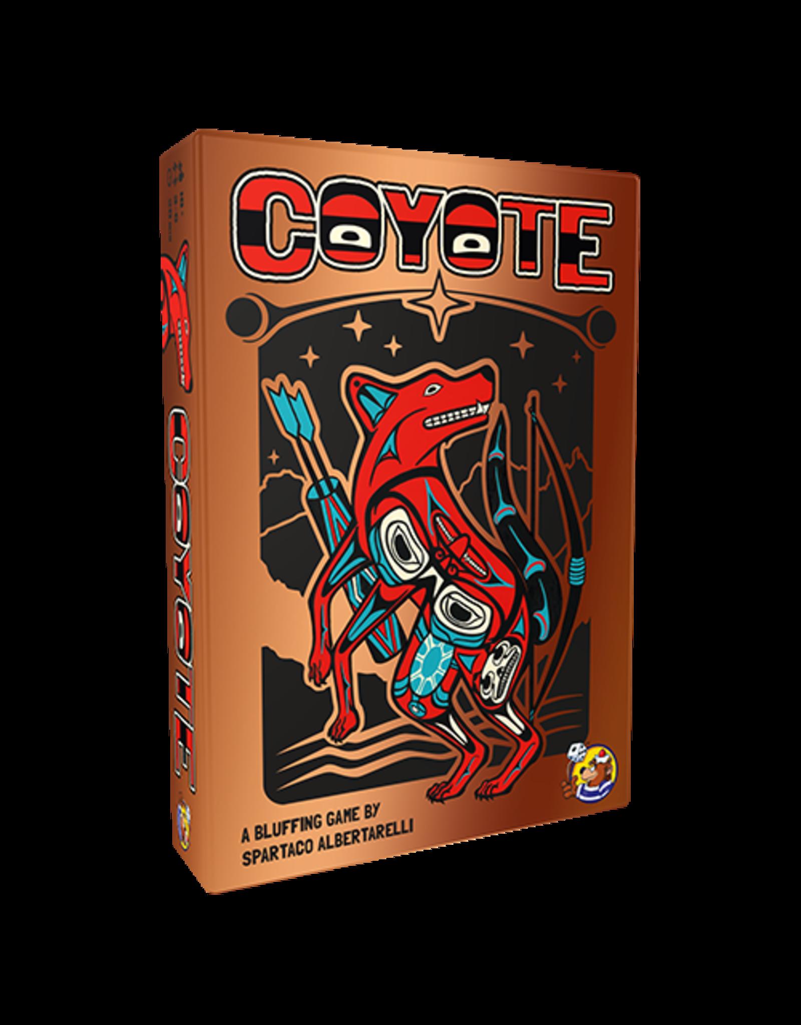 Asmodee Coyote