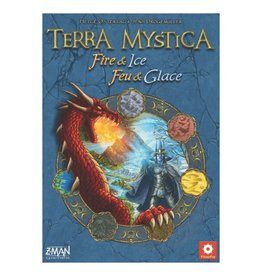 Capstone Terra Mystica: Fire and Ice Expansion