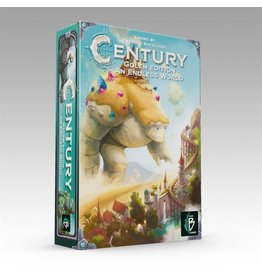 Plan B Games Century: Golem Edition - An Endless World