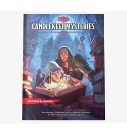 Wizards of the Coast PREORDER: Candlekeep Mysteries: D&D 5th Ed