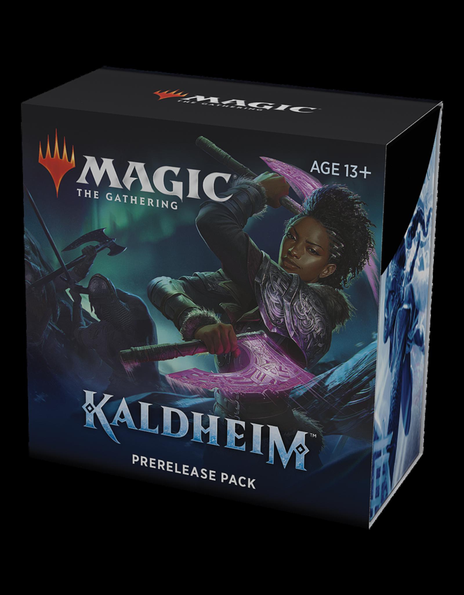 Wizards of the Coast Kaldheim Prerelease Kit