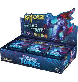 Fantasy Flight Games PREORDER: Dark Tidings Display - Keyforge