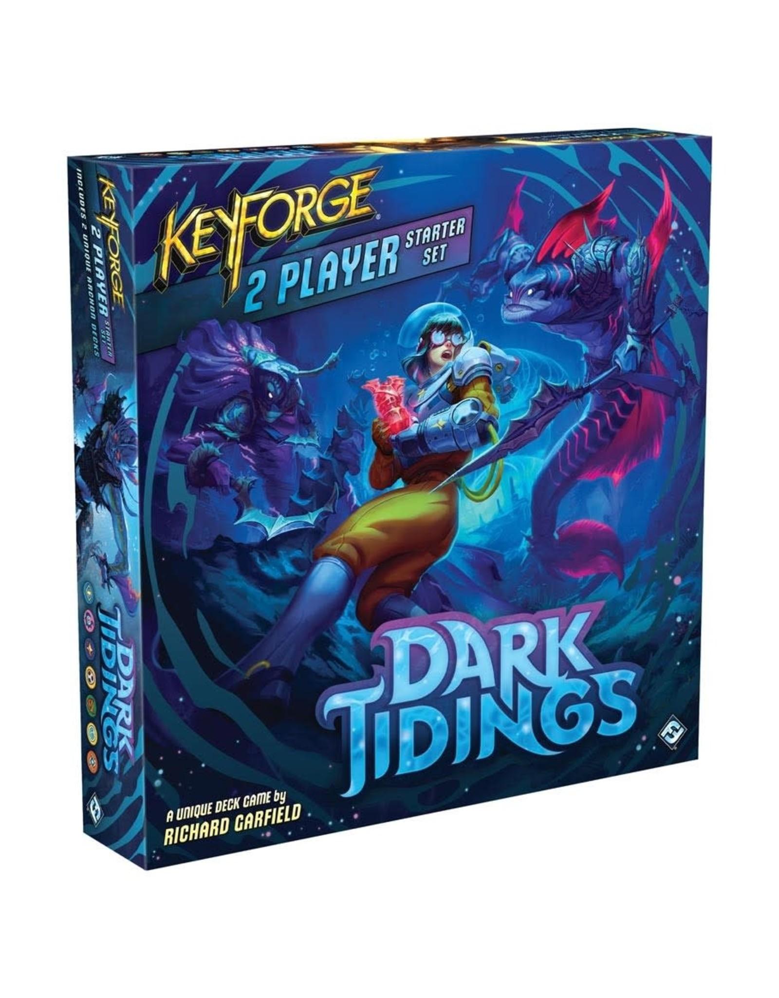 Fantasy Flight Games Dark Tidings Two-Player Starter - KeyForge