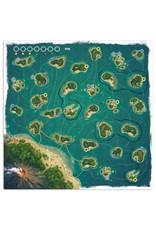 Asmodee Polynesia Map Expansion