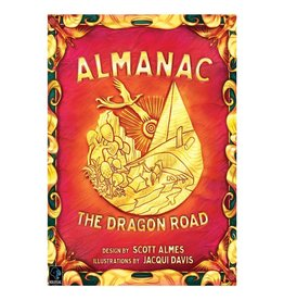 Matagot Almanac: The Dragon Road