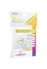 Gamegenic Mini American: MATTE Board Game Sleeves