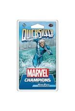 Fantasy Flight Games Marvel Champions LCG: Quicksilver Hero Pack