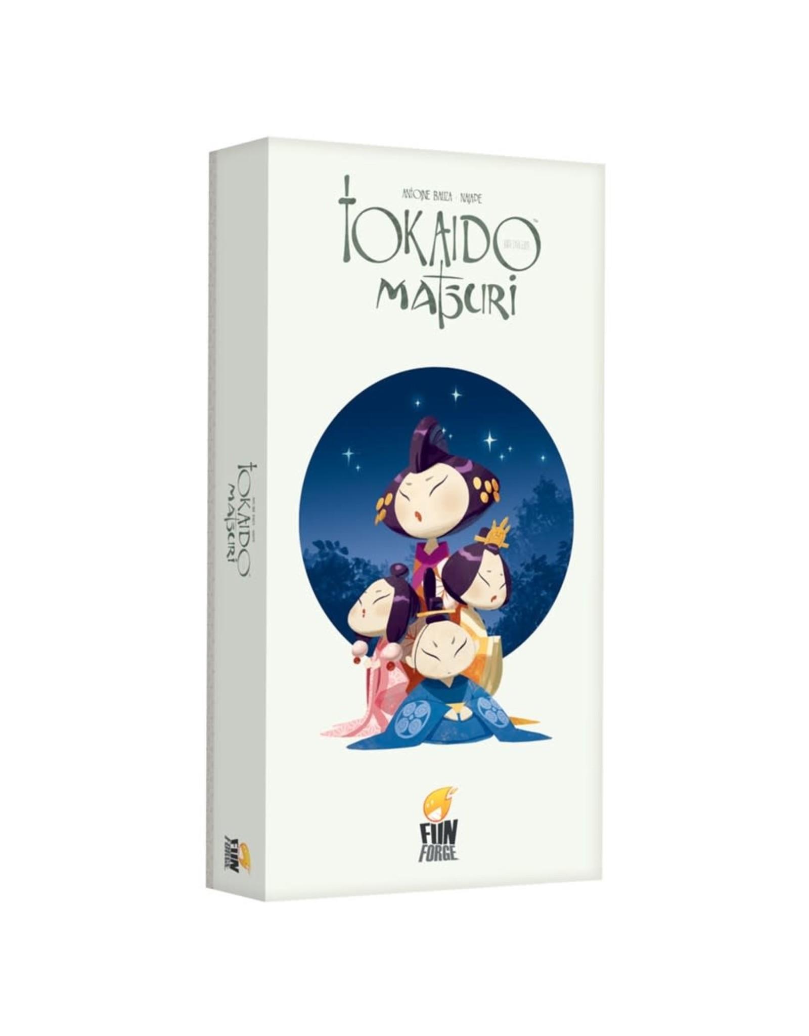 Asmodee Tokaido: Matsuri Expansion